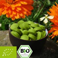 Bio-Gerstengras-Tabletten